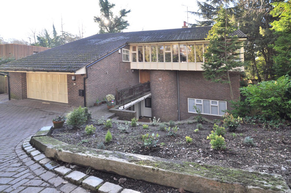 1980s modernism: Geoffrey Carter and Chu-designed property in Chislehurst, Kent