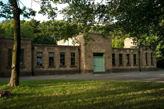 The Water Works four-bedroom property in Chesterfield, Derbyshire