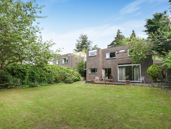 1960s modernism: Roy Lancaster-designed property in Chislehurst, Kent