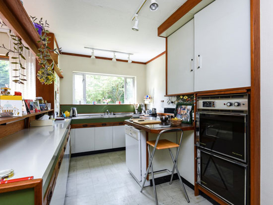 1960s modernism: Roy Lancaster-designed property in Chislehurst, Kent