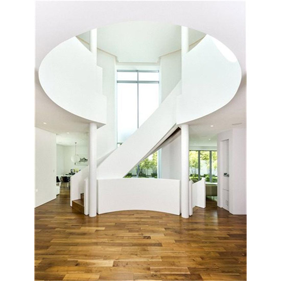 Downscroft contemporary modernist property in Cheam, Surrey