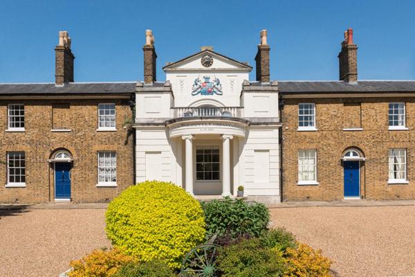 On the market: Robson Warren-designed The Chapel conversion in Goldsmiths Buildings, London W3