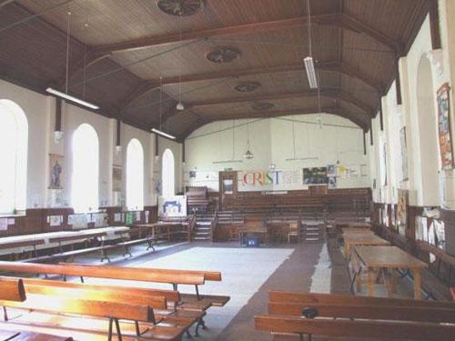 Salem Chapel in Pwllheli, North Wales