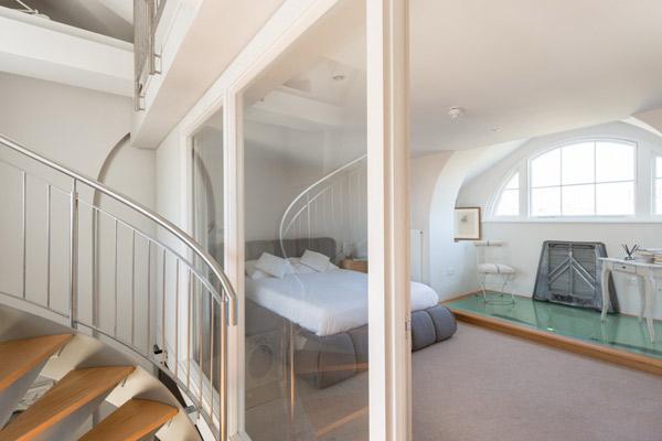 Robson Warren-designed The Chapel conversion in Goldsmiths Buildings, London W3
