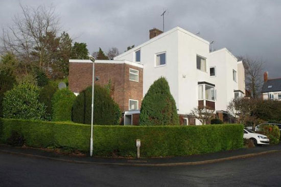 1960s three-bedroom property in Great Broughton, Chester, Cheshire
