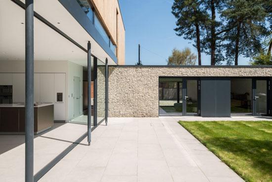 John Pardey-designed Cheeran House in Lower Basildon, Berkshire