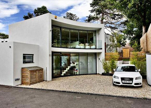 On the market: Modernist-inspired four-bedroom house for sale in Cheltenham, Gloucestershire