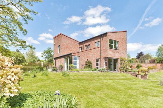 On the market: 1970s four-bedroom modernist property in Latimer, Chesham, Buckinghamshire