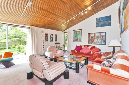 1970s four-bedroom modernist property in Latimer, Chesham, Buckinghamshire