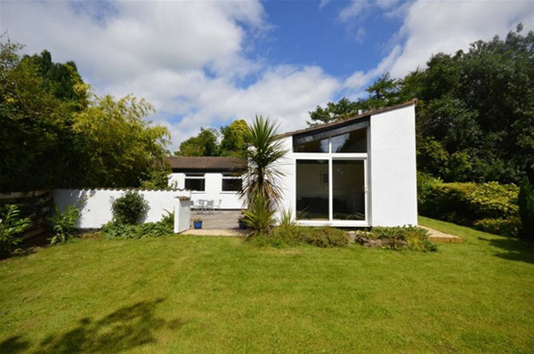 1970s modernism: Tim Organ-designed property in Chew Stoke, Somerset