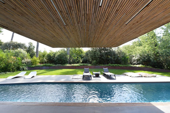 Alfred Chidiac-designed modernist property in Arcachon, south west France