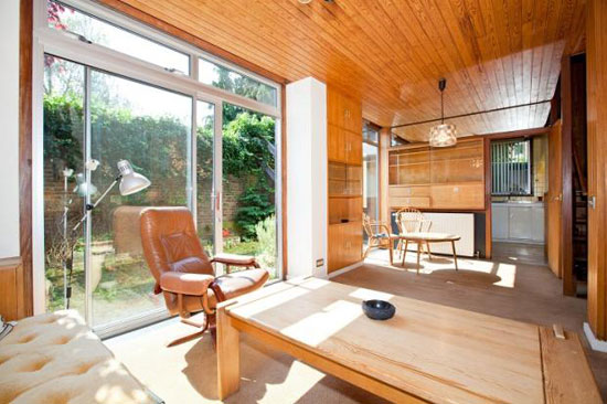 On the market: 1960s detached three-bedroom house in Chiswick, London W4