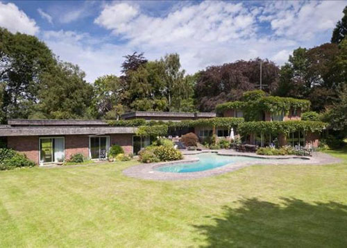 On the market: 1970s architect-designed house in Chorleywood, Rickmansworth, Hertfordshire