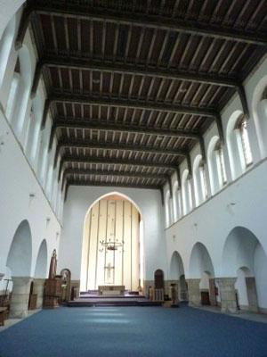 Sir Giles Gilbert Scott-designed church in New Brighton, Merseyside
