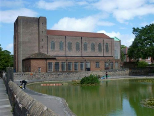On the market: Sir Giles Gilbert Scott-designed church in New Brighton, Merseyside