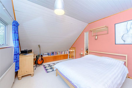 Scandinavian-style property in Climping, near Littlehampton, West Sussex