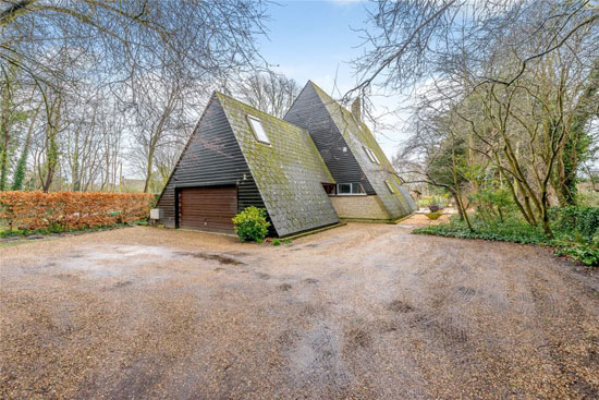Scandinavian-style property in Climping, near Littlehampton, West Sussex