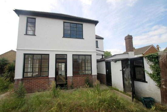 Renovation project: Four-bedroom 1930s art deco-style property in Clacton-On-Sea, Essex