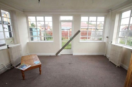 Four-bedroom art deco-style property in Clacton-On-Sea, Essex