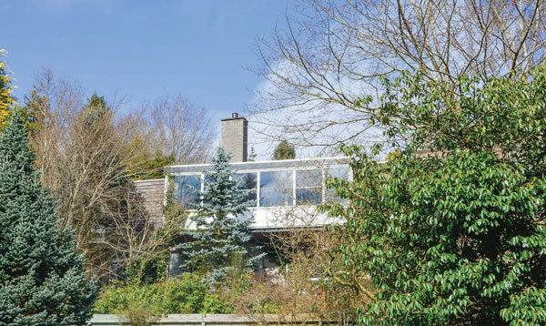 Renovation project: 1960s midcentury time capsule in Stirling, Scotland