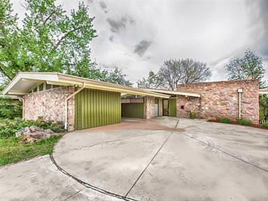 On the market: 1960s three-bedroom midcentury modern property in Littleton, Colorado, USA