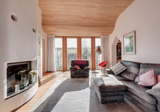 On the market: Murray Church-designed contemporary property in Cornworthy, near Totnes, Devon