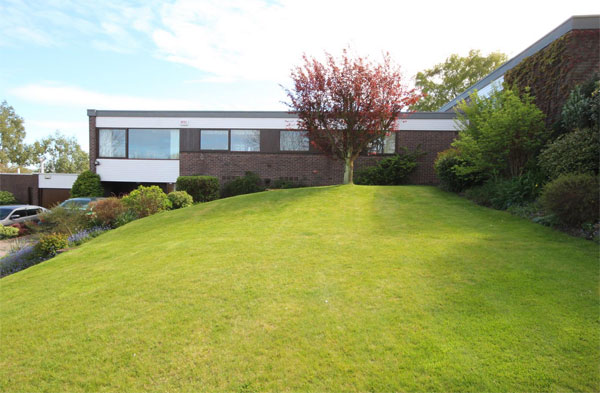 1970s modernism: Bowen Dann Knox-designed property in Colwyn Bay, Conwy, North Wales