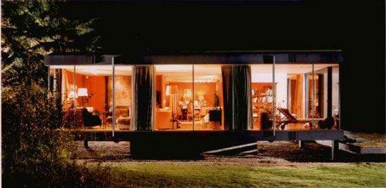 On the market: 1970s Peter Aldington-designed three-bedroom modernist house in Higham, Colchester, Essex