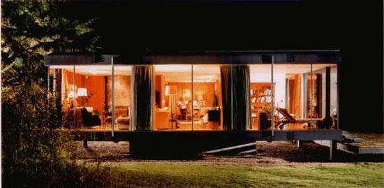1970s Peter Aldington-designed three-bedroom modernist house in Higham, Colchester, Essex