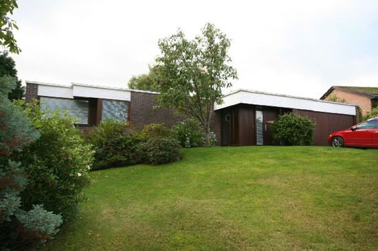 On the market: 1970s four-bedroom modernist property in Colwyn Bay, Clwyd, North Wales