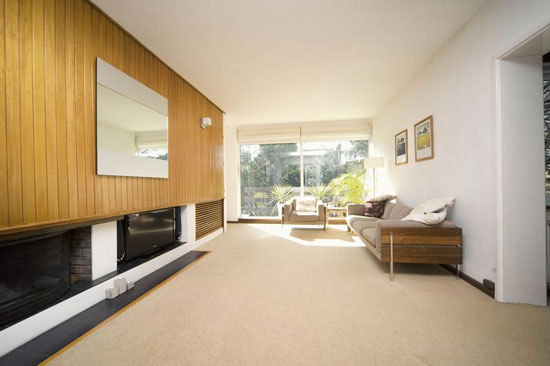 1960s Bryan Thomas-designed six bedroom house in Colchester, Essex