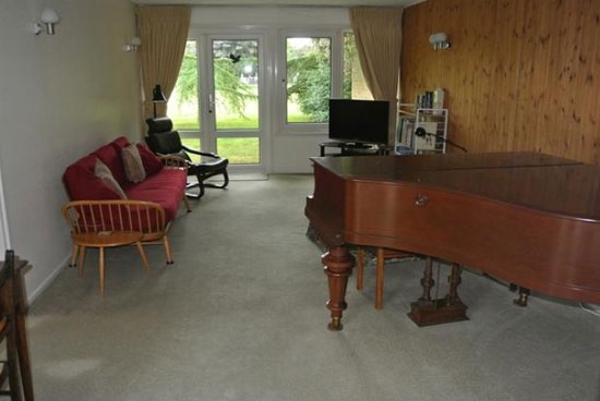 On the market: 1960s four-bedroom single-storey property in Ardleigh, near Colchester, Essex