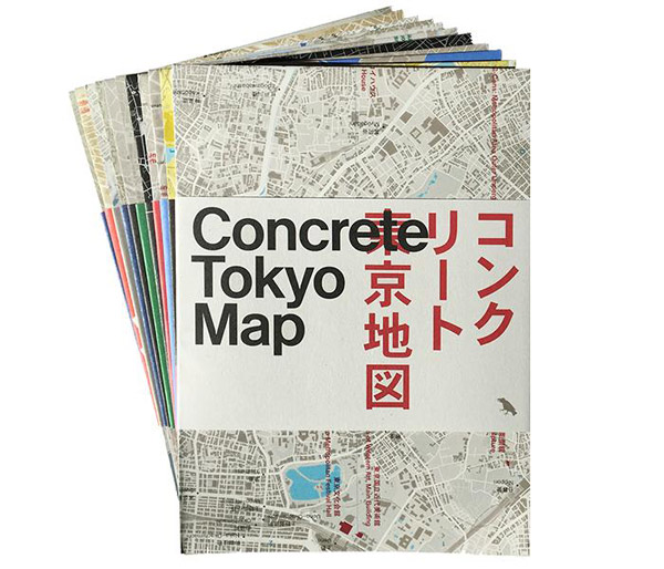 Competition: Win architecture maps by Blue Crow Media