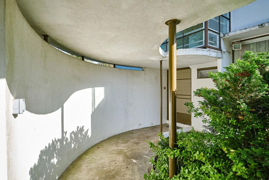 The Concrete House by Connell, Ward and Lucas in Bristol