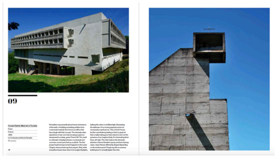 Concrete Concept - Brutalist Buildings From Around The World by Christopher Beanland (Frances Lincoln)