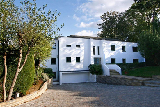 On the market: Five bedroom art deco-inspired house in Coombe Ridings, Kingston-upon-Thames, Surrey