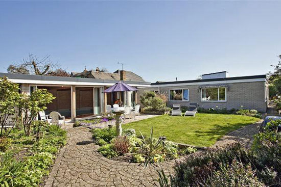 On the market: 1960s five-bedroom modernist property in Cookham, Berkshire