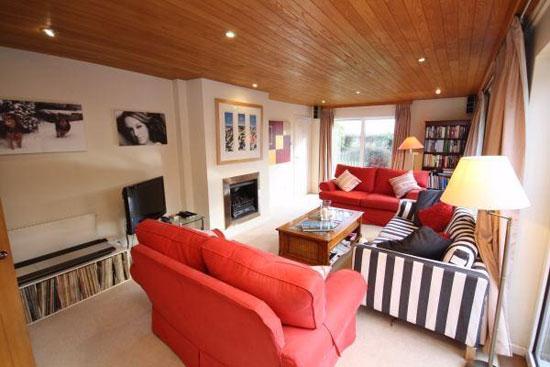 1960s five-bedroom modernist property in Cookham, Berkshire