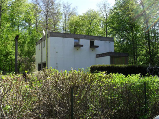 1960s Le Corbusier-designed apartment and studio space in Briey, north east France