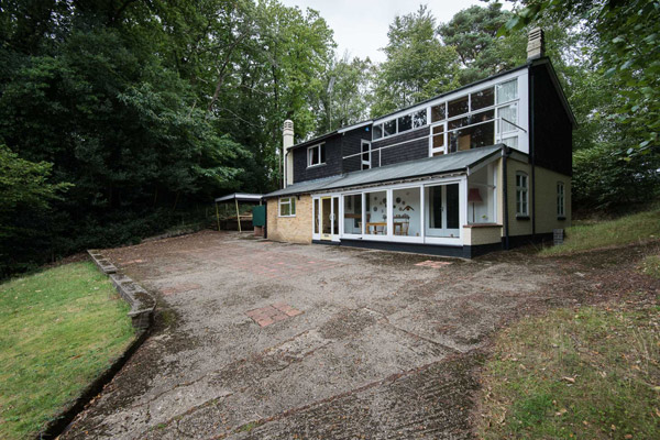 Renovation project: 1960s modernist time capsule in Costessey, Norfolk