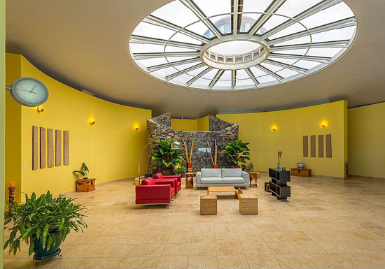 1960s space age property in Christiansted, US Virgin Islands