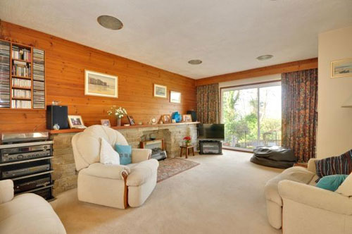 1970s four-bedroomed detached house in Crowborough, East Sussex