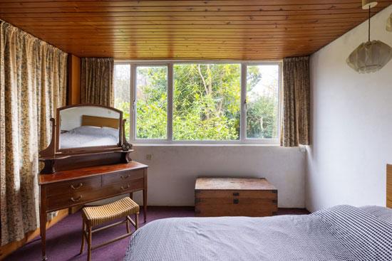 1960s Ivor Shipley modern house in Horsham, West Sussex