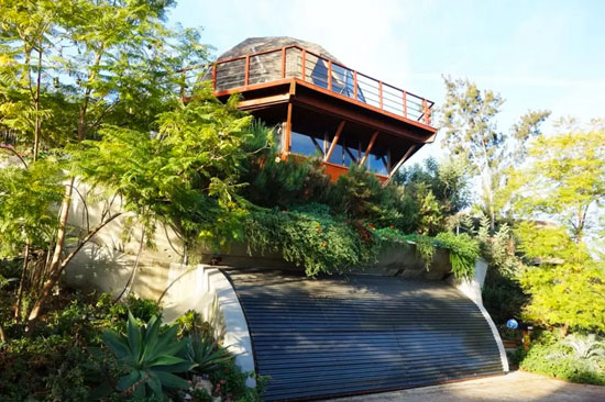 On the market: William King-designed dome property in Los Angeles, California, USA
