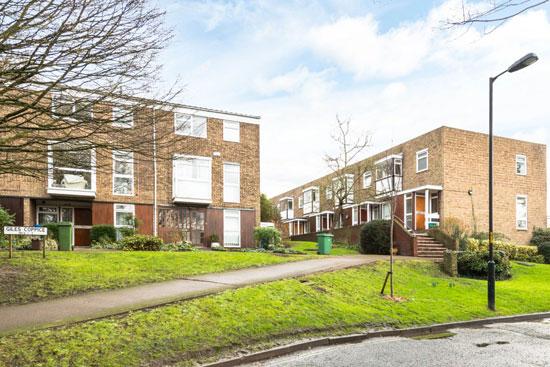 Austin Vernon & Partners 1960s townhouse on the Dulwich Estate, London SE19