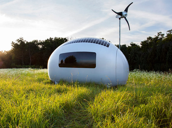 Nice Architects-designed Eco Capsule now available to order
