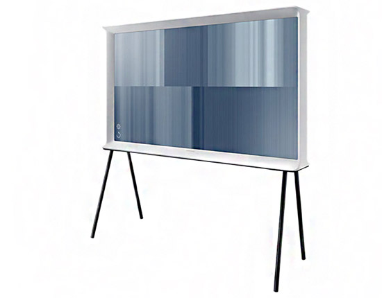 Ronan and Erwan Bouroullec's Samsung Serif TV now available to buy