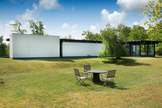 On the market: 1960s Knud Joos-designed modernist property in Skagen, Denmark