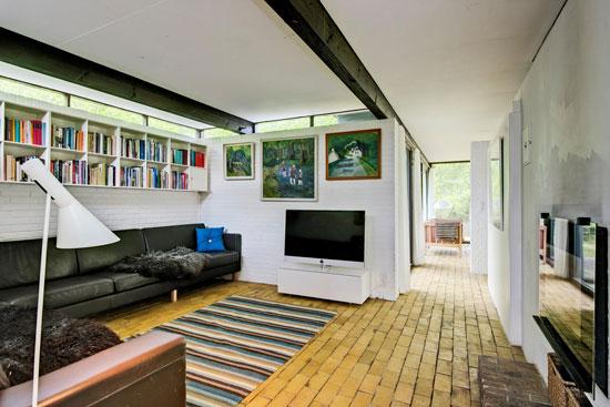 1960s Knud Joos-designed modernist property in Skagen, Denmark