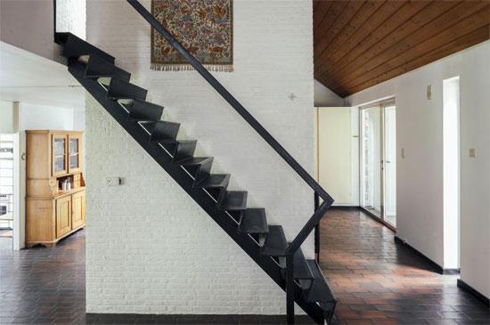 1960s Marc Dessauvage-designed modernist property in Kapellen, Belgium